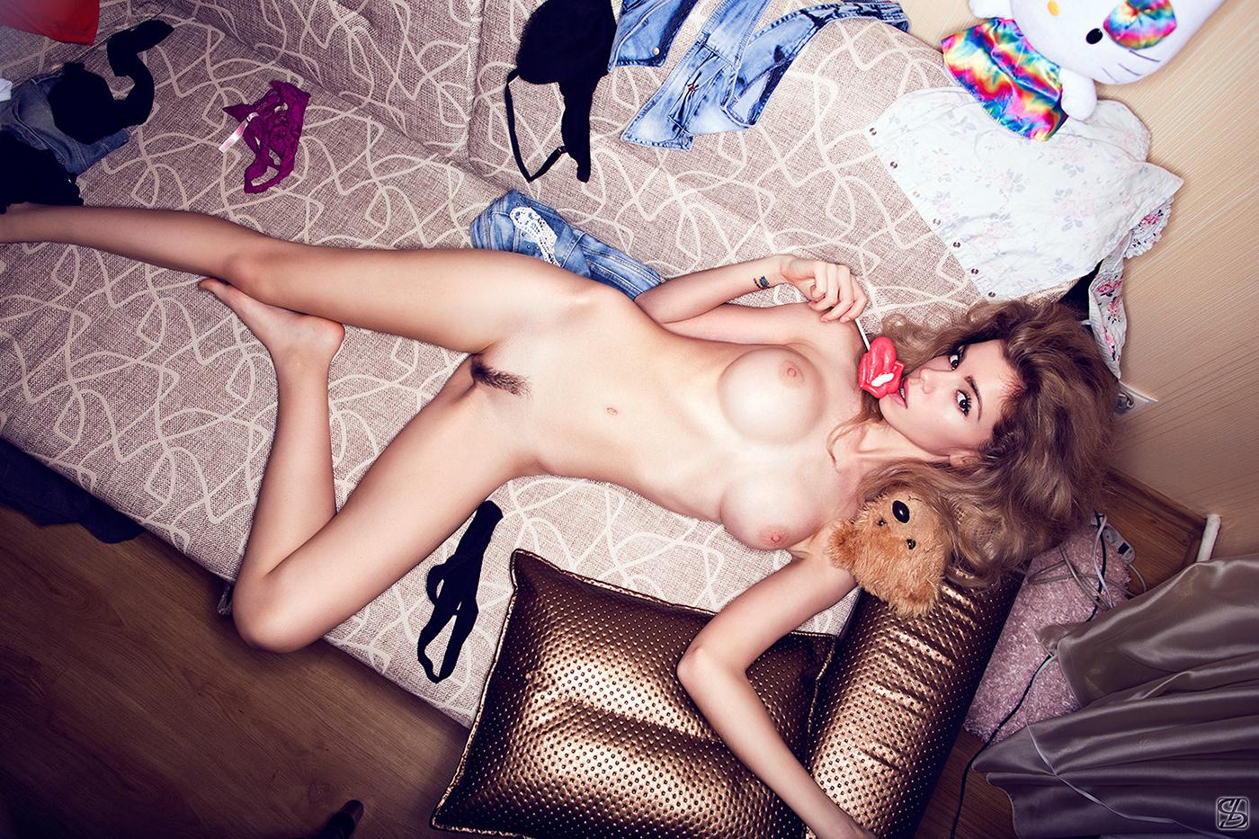 nude photo / фото Slinky ADVphoto