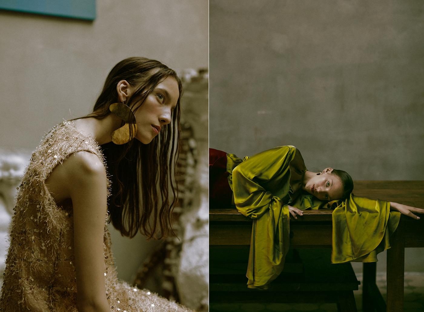 Natie Nowak VOGUE CS / фотограф Aleksandra Zaborowska