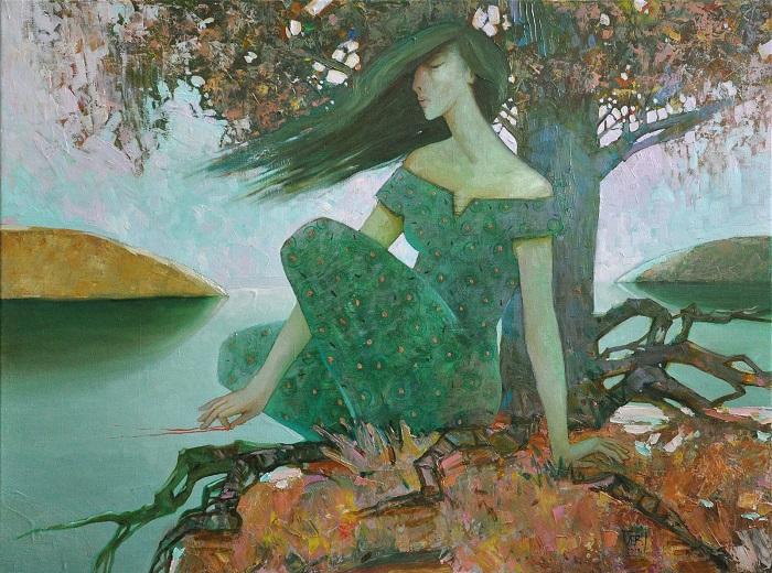картины Екатерины Ляшко