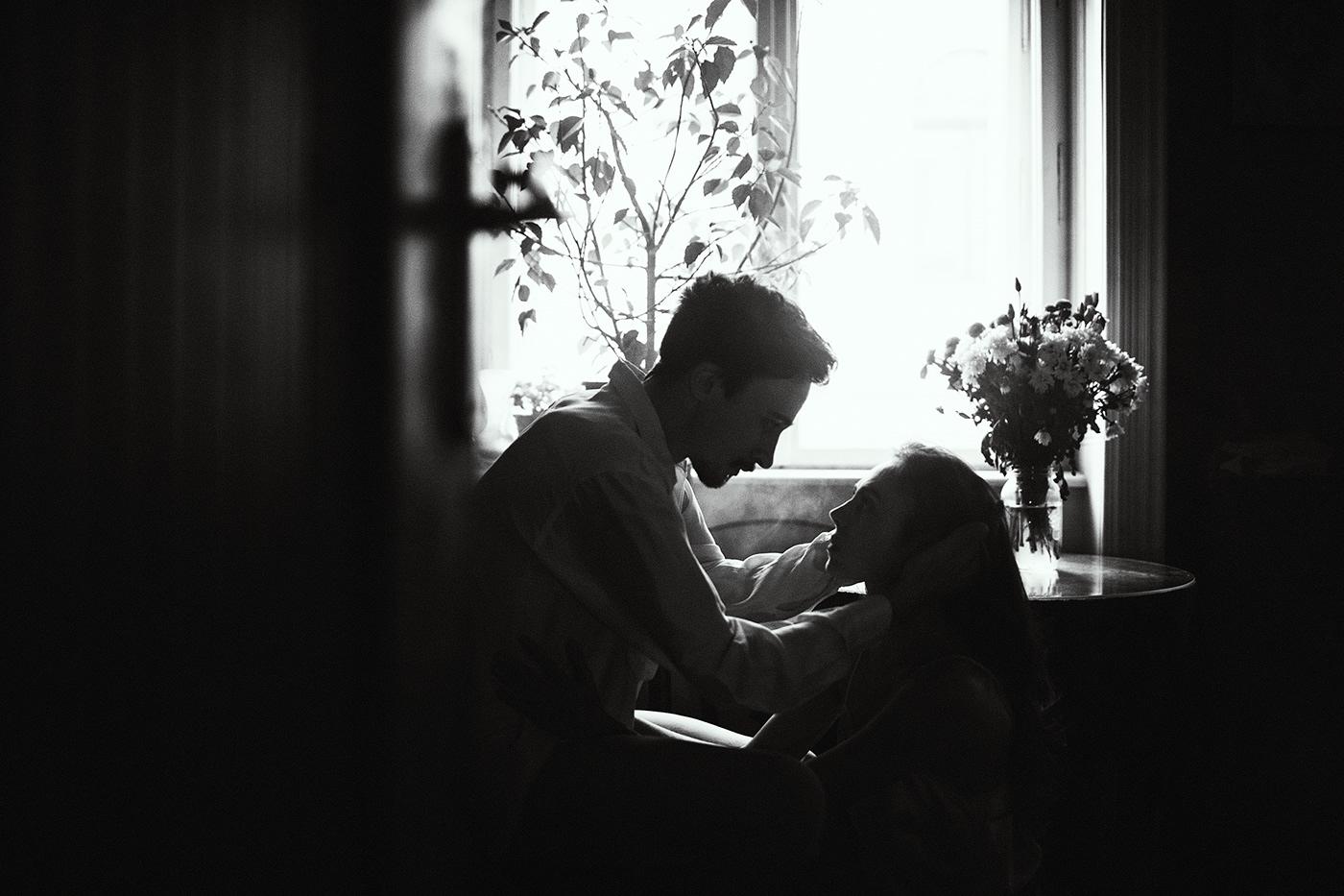 triangle of love / фотограф Marta Syrko
