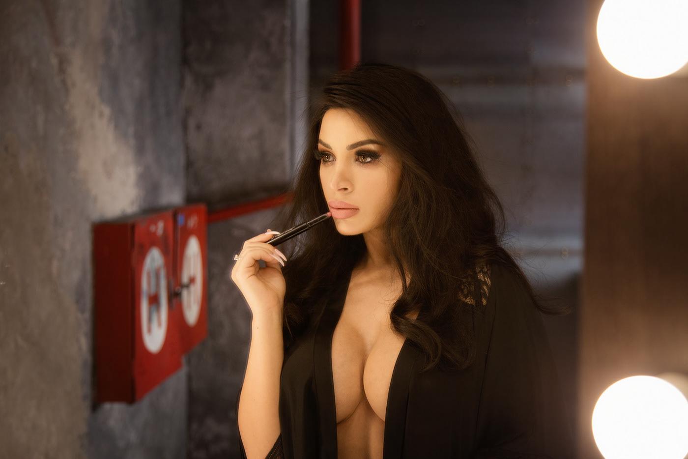 Playboy CZ 2018 May Playmate JORDAN / фото Martin Bucek
