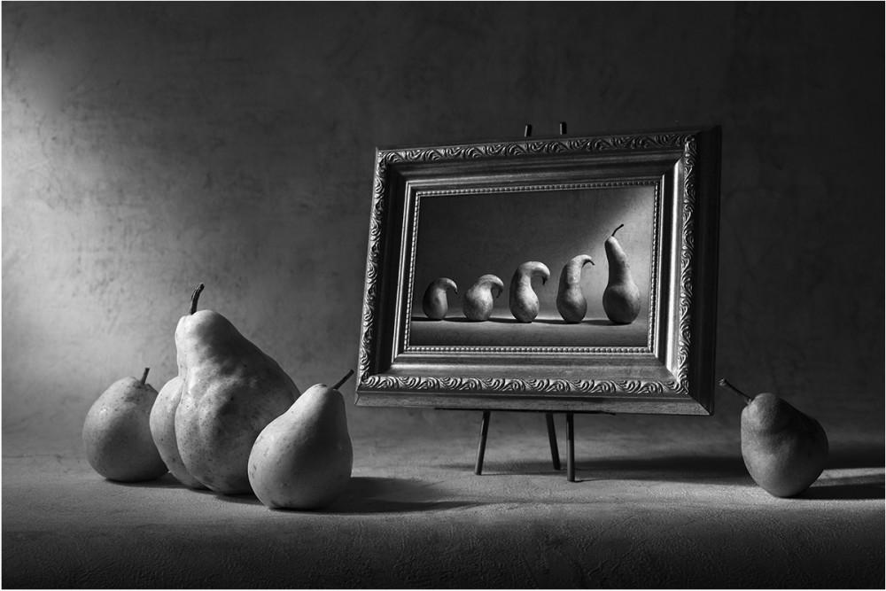 Из жизни груш / фотограф Вика Иванова