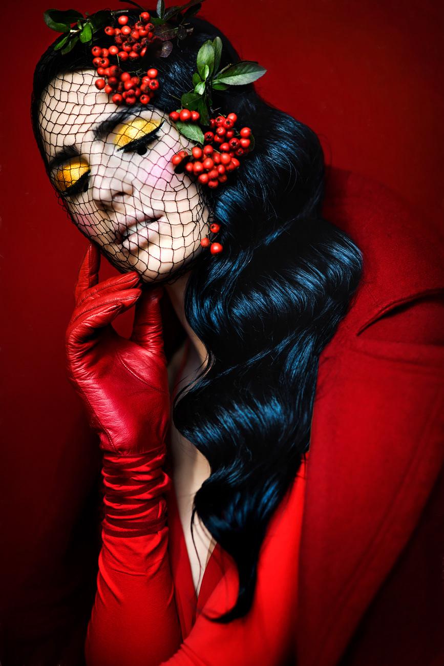 TILL THE RED / фото Simona Smrckova