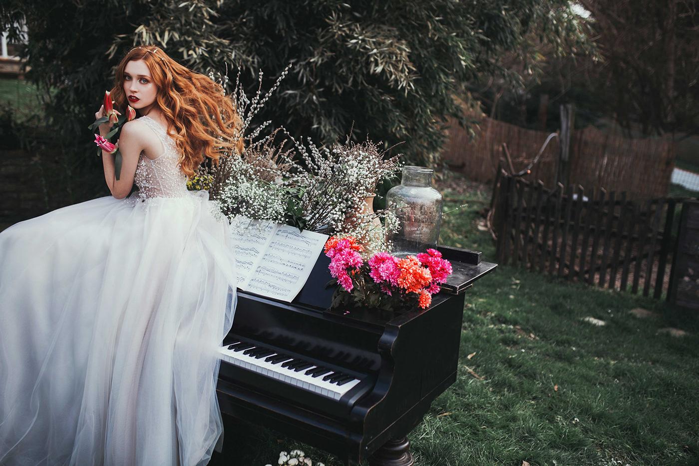 Piano girl / фото Jovana Rikalo