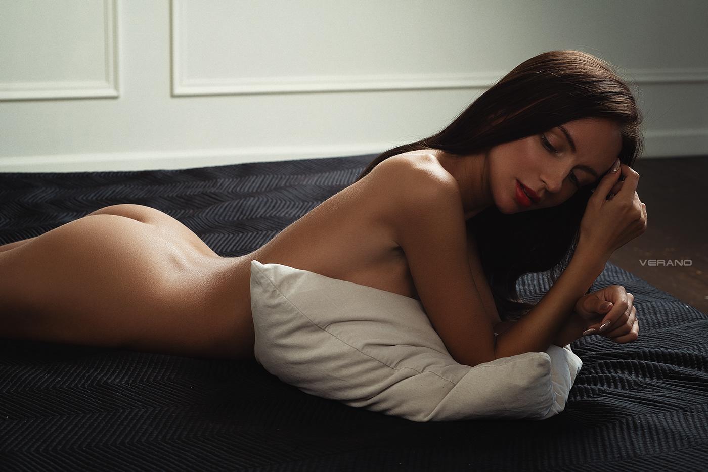nude Ann / фото Nikolas Verano