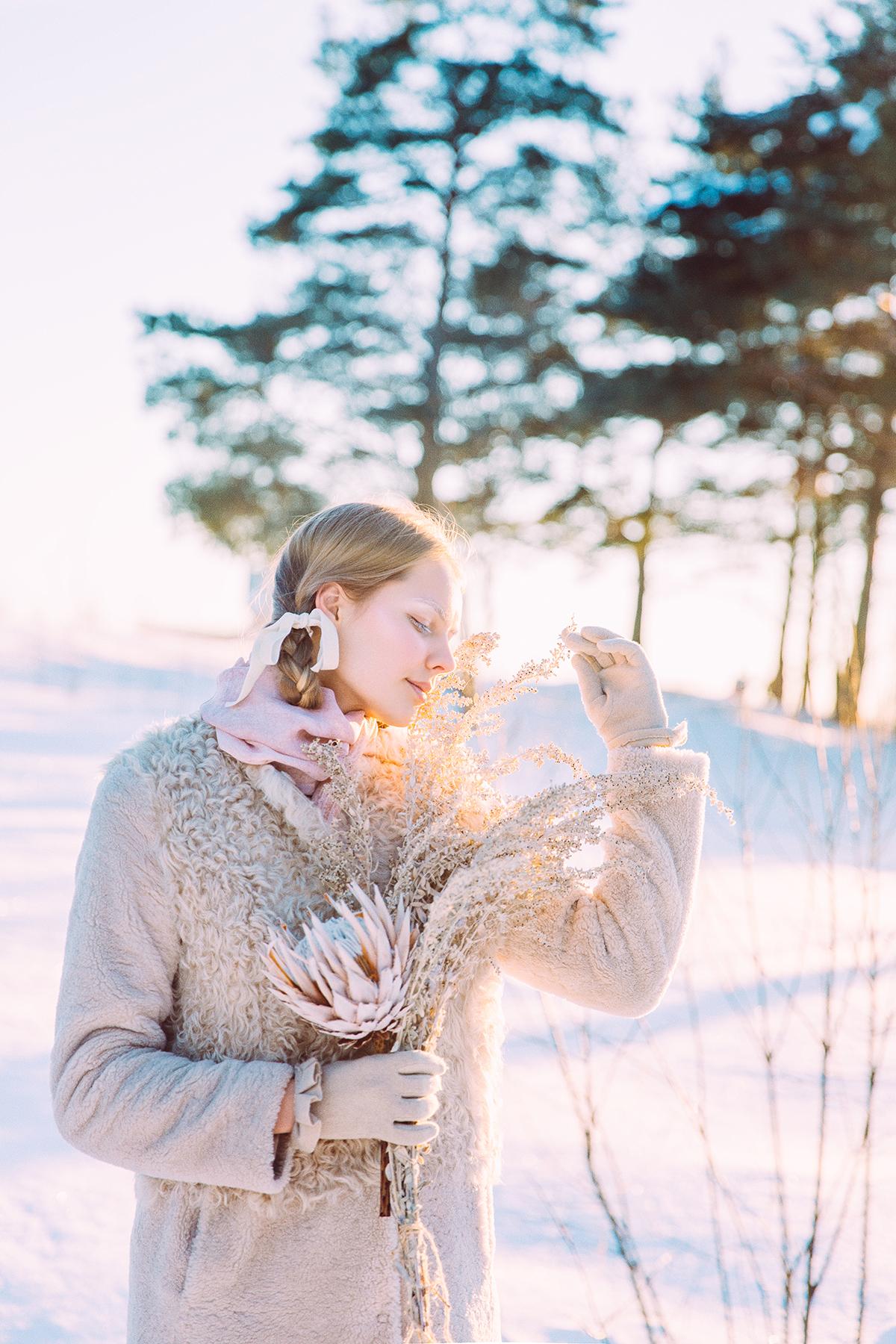 Frosty Nastya / фотограф Kseniya Che