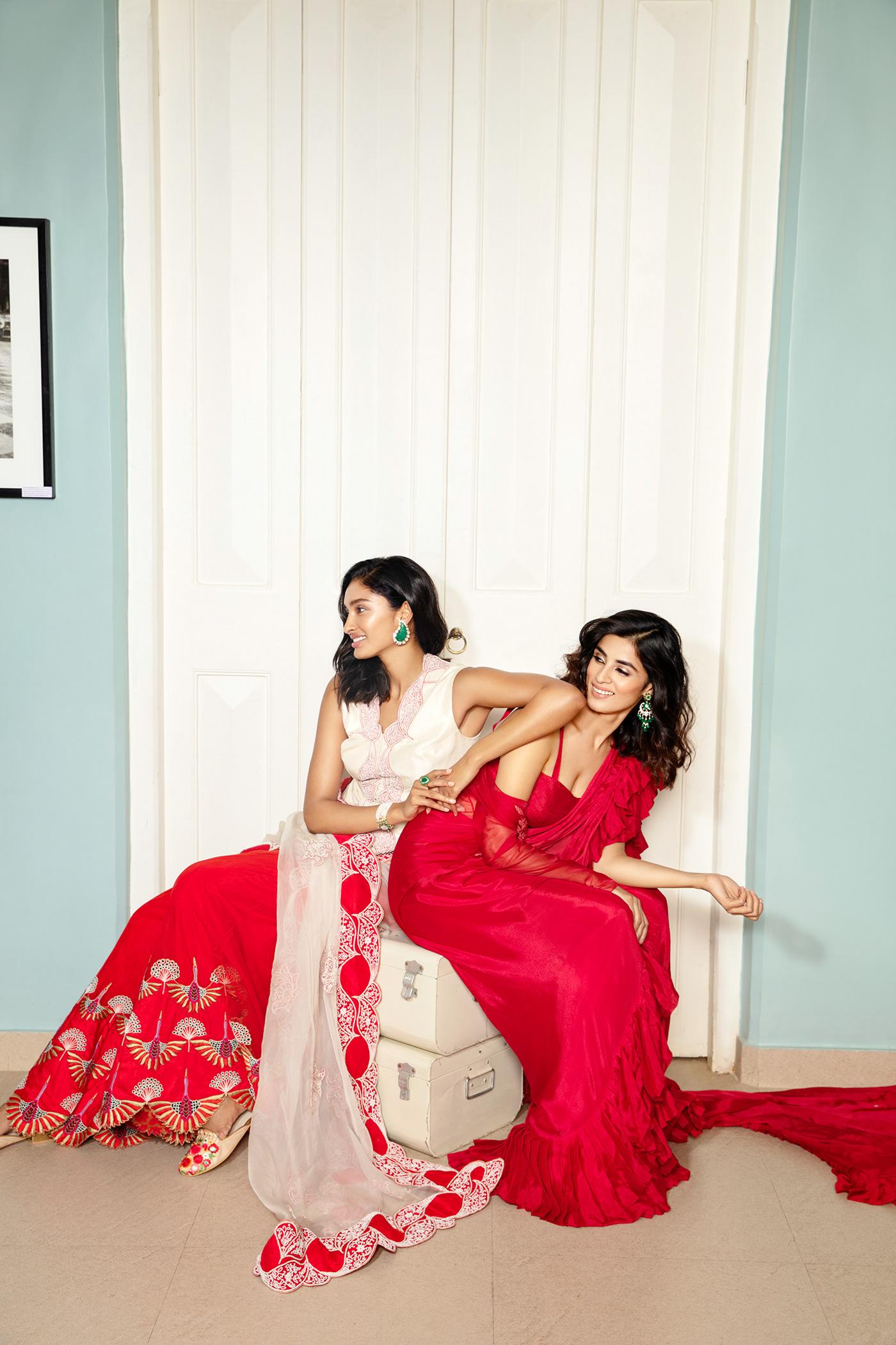 The Pernia's Pop Up show Campaign// фото Chandni Bajaj