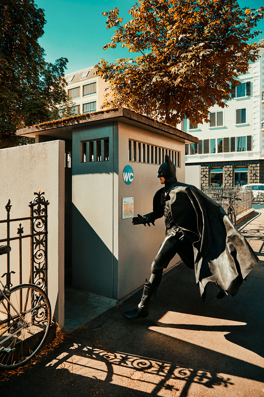 Daily Batman / фото Sebastian Magnani