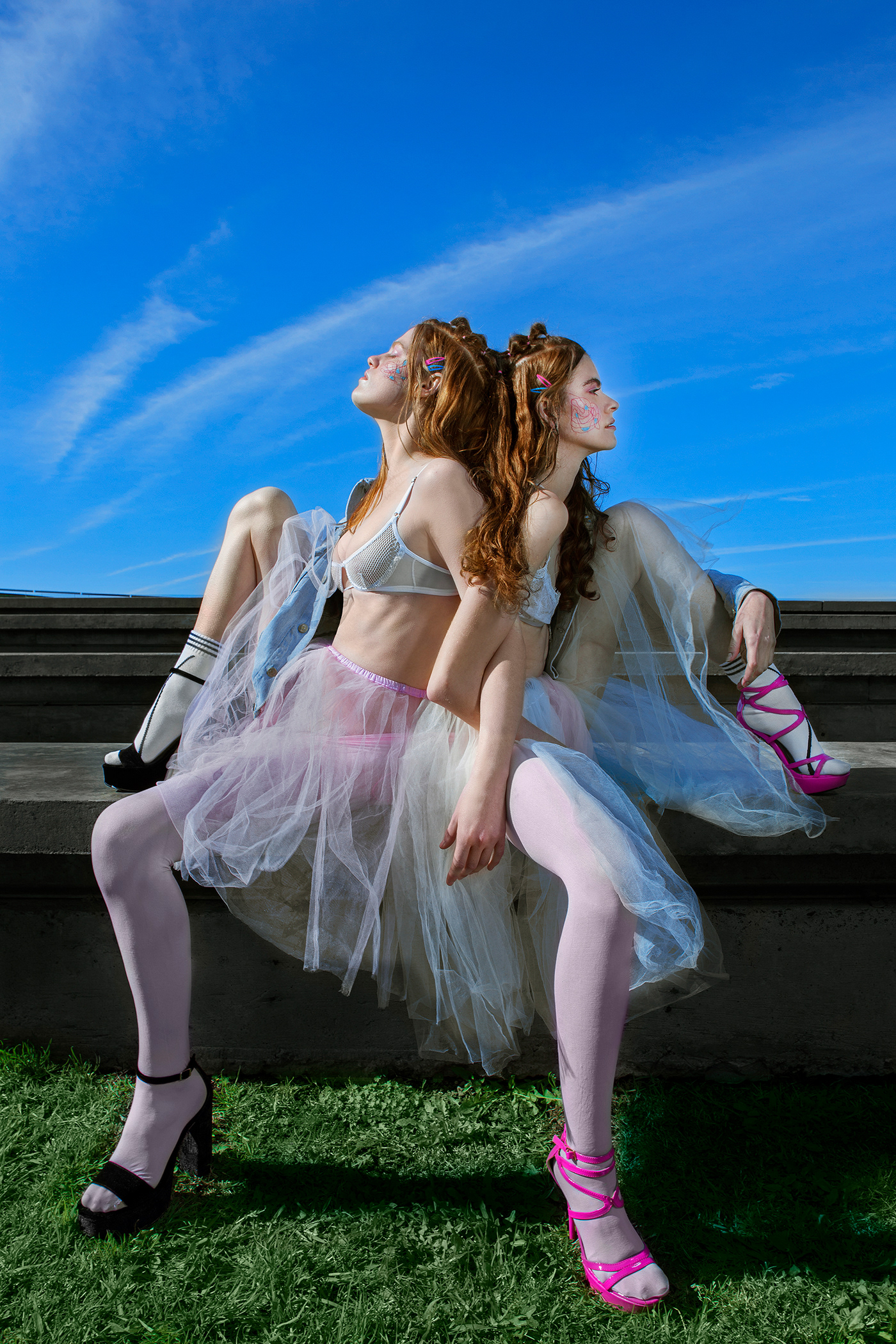 Asymmetrical Siamese / фотограф Elias Acosta