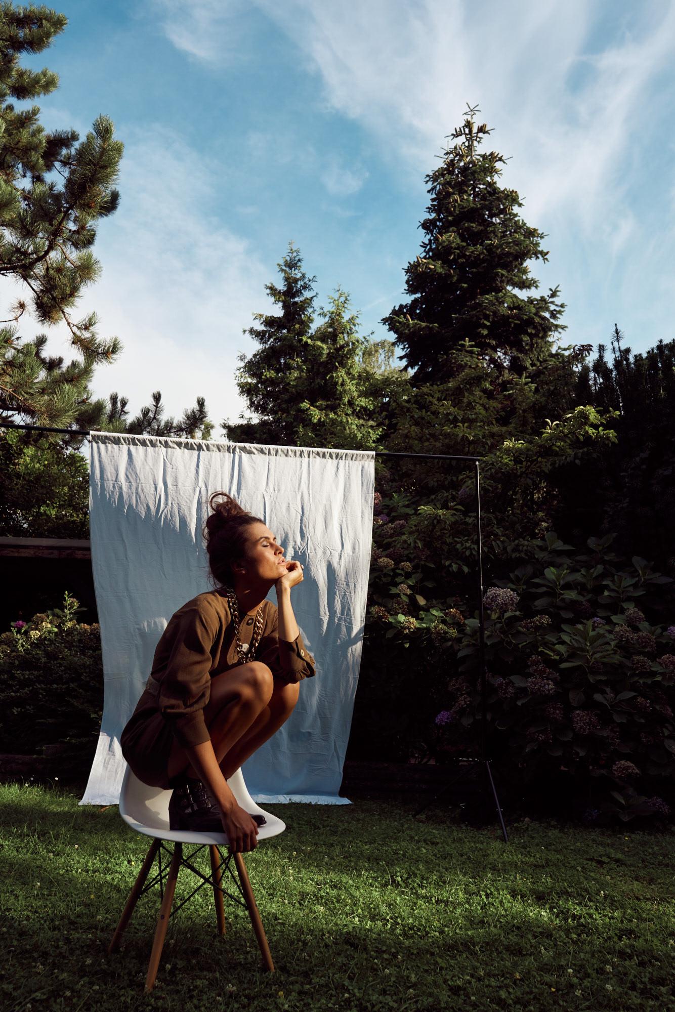 Alpaka / фото Matthes Zimmermann