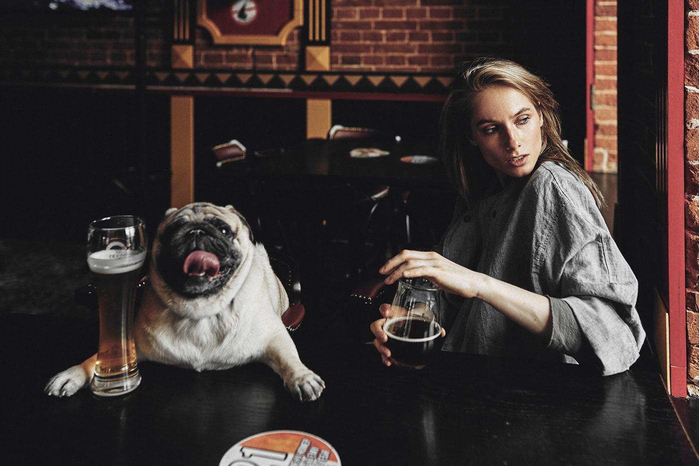 While beer is flowing / фотограф Игорь Новиков