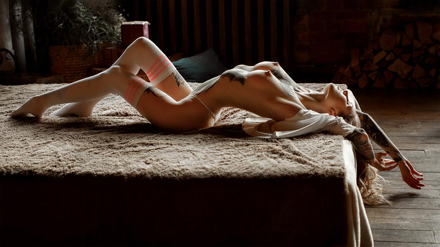 Lovely Alena / фотограф Игорь Куприянов