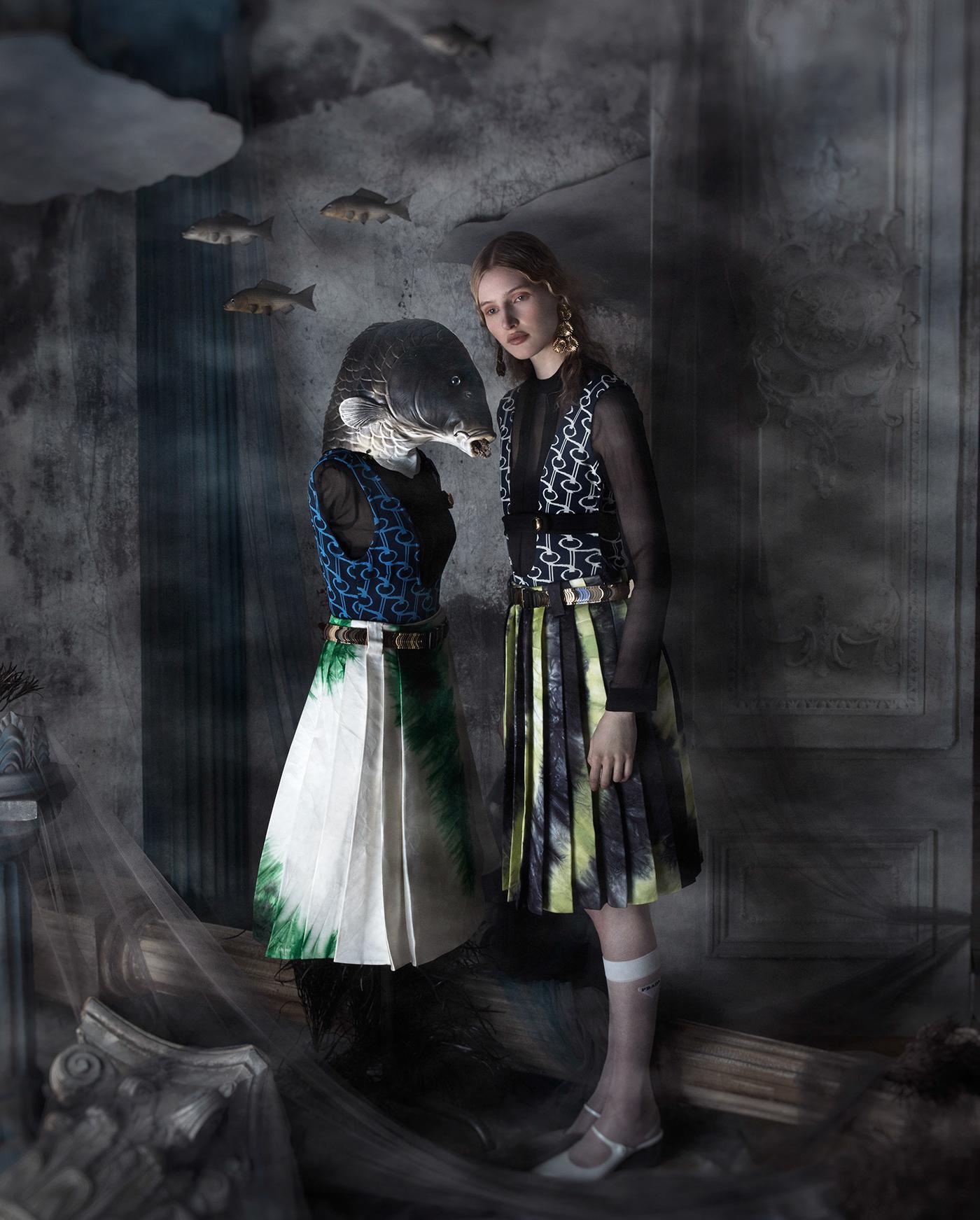 Dorothea Tanning/ фото Sandrine and Michael