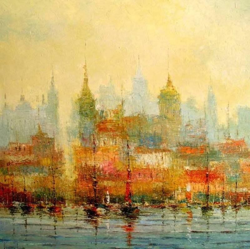 художник Овик Зограбян Ovik Zograbyan