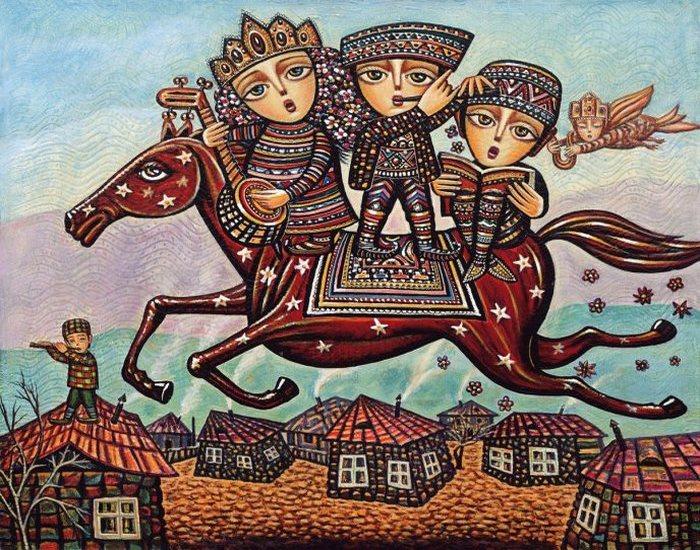 картины Севада Григоряна