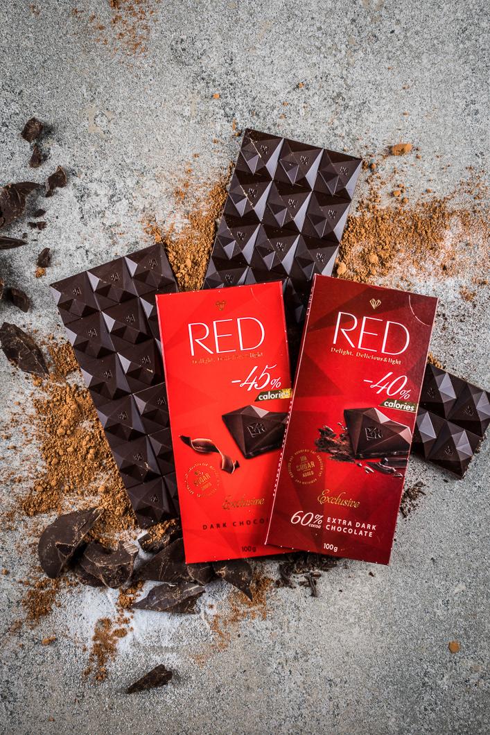 RED chocolate / фотограф Amalija Andersone