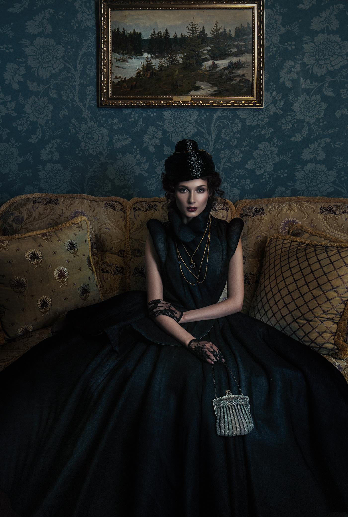 Karenina / фотограф Ekaterina Belinskaya
