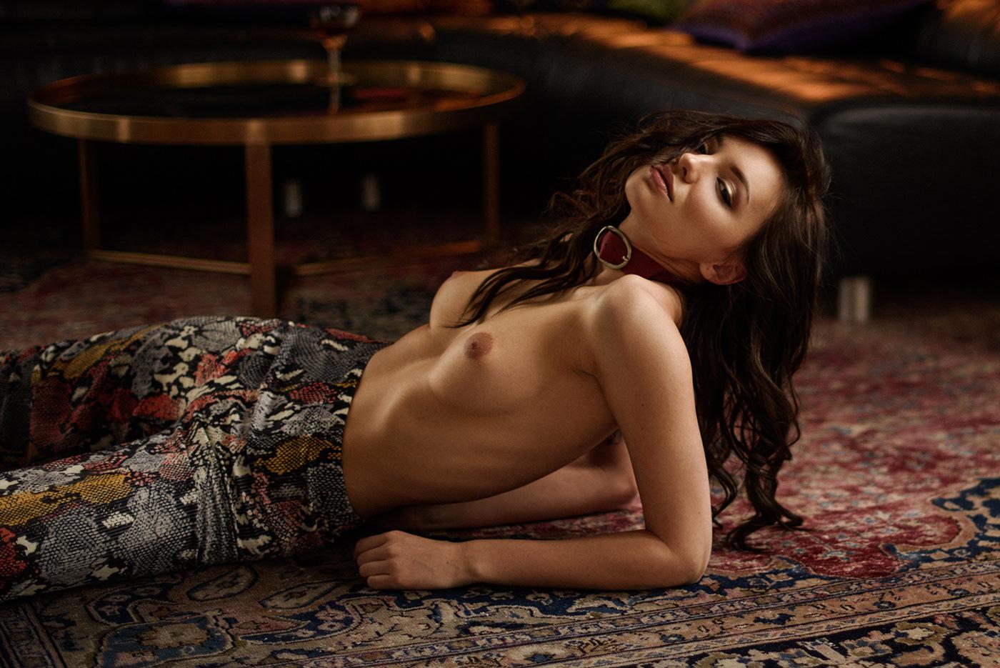 Let's get it on / фотограф Sacha Leyendecker модель Ana Tomou