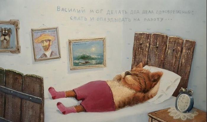 работы Андрея Репникова