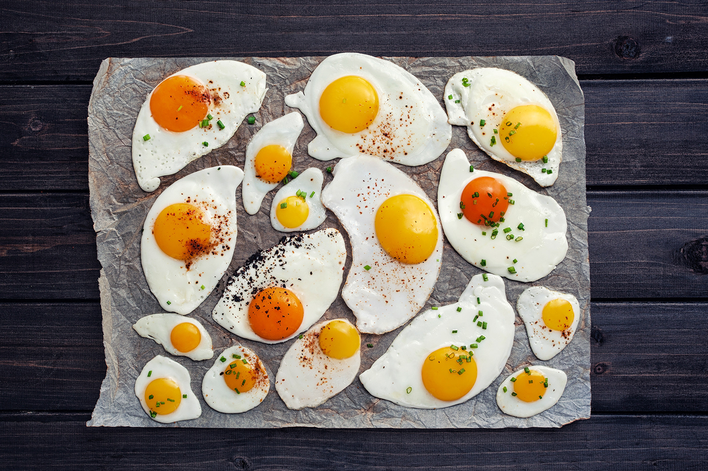 Breakfast Pattern / Фотограф Cherry Li