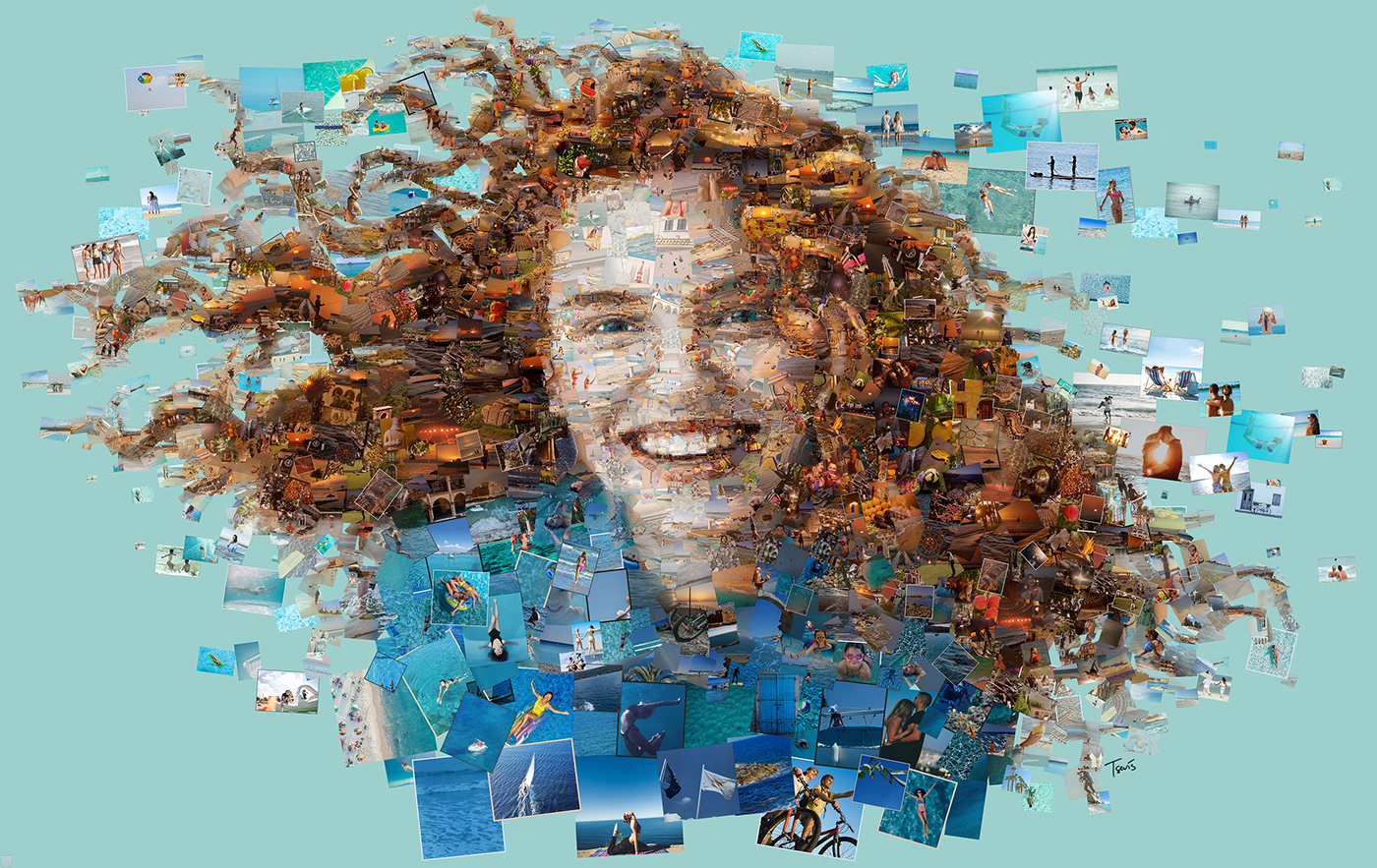 Cyprus Airways - Every smile has its moment / работы Charis Tsevis