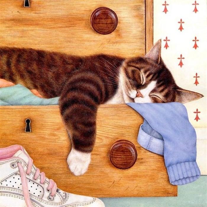 котики Makoto Muramatsu