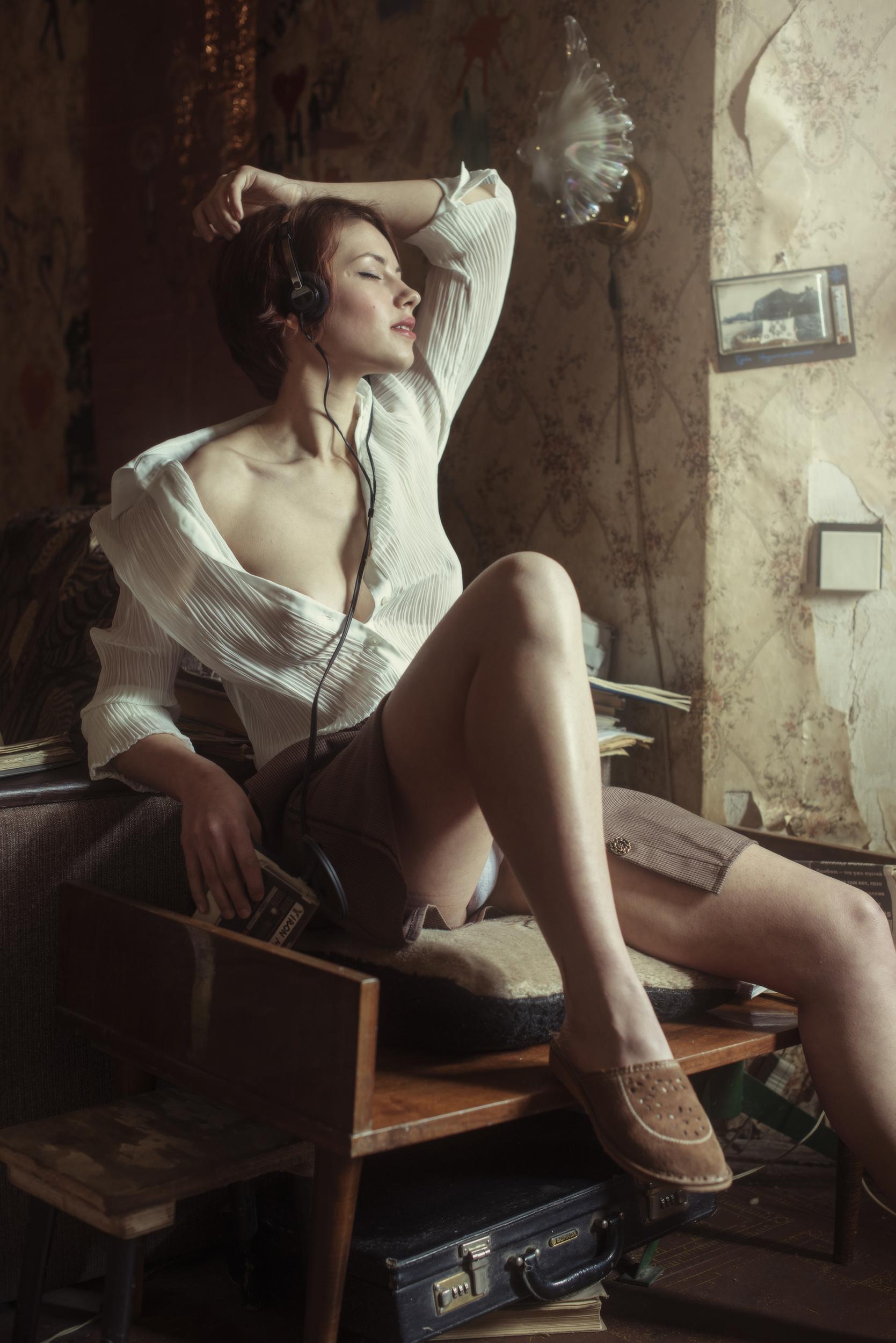 Sophie adn music / фото Давид Дубницкий