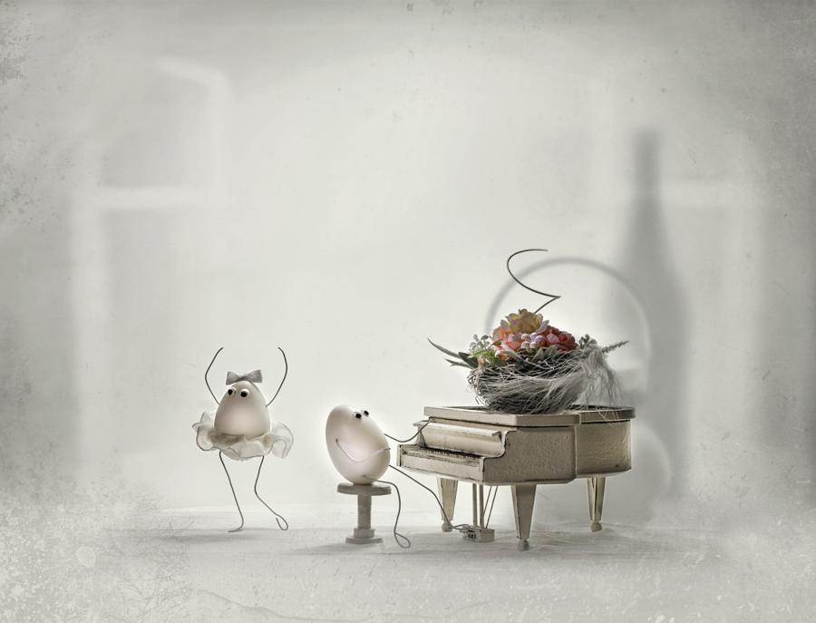 Пасхальные хлопоты / автор Вероника Бабенко