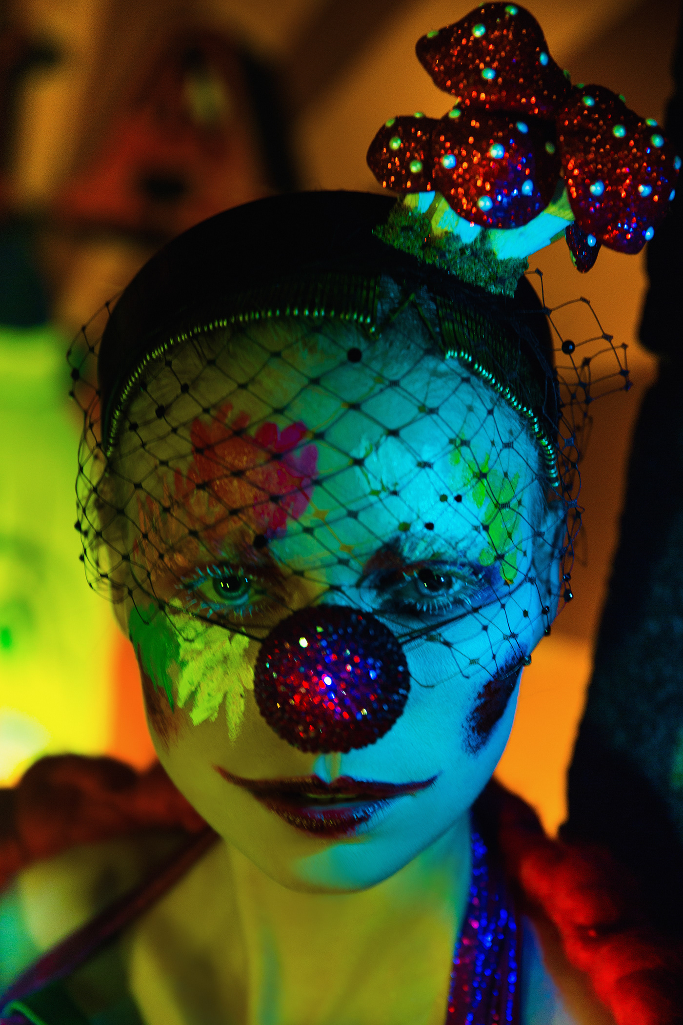 Clown / фотограф Ekaterina Belinskaya