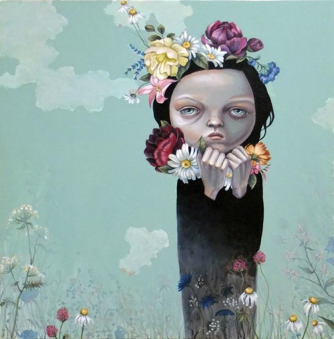 работы Anne Angelshaug