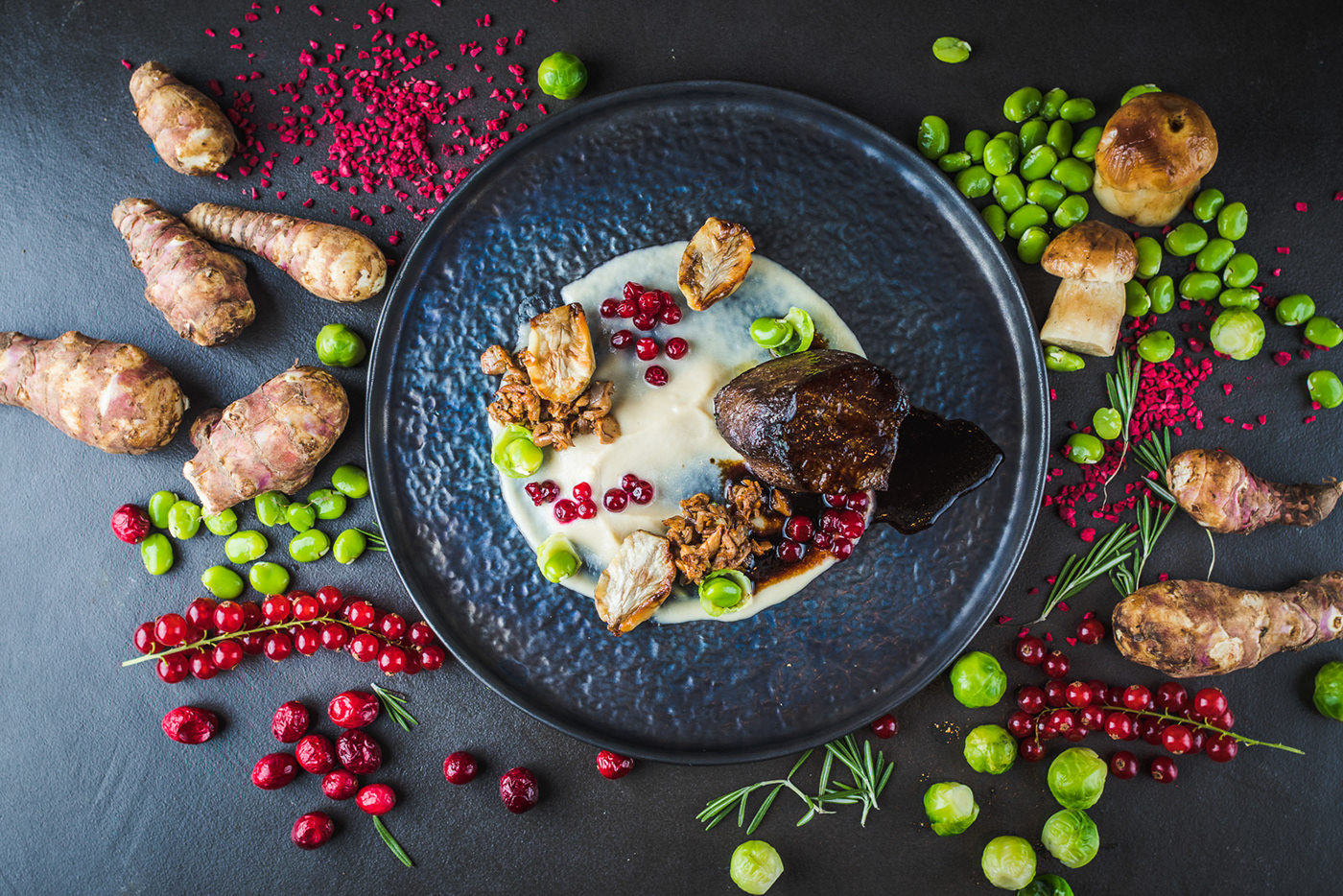restaurant Elements / фото Amalija Andersone