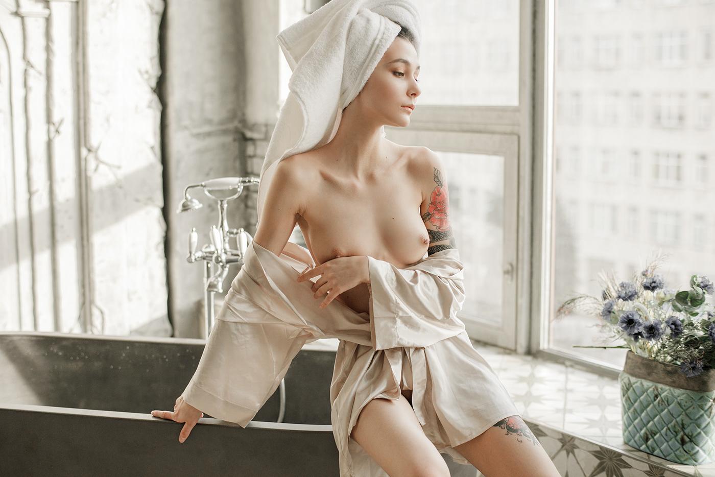 after bath / фотограф Игорь Куприянов