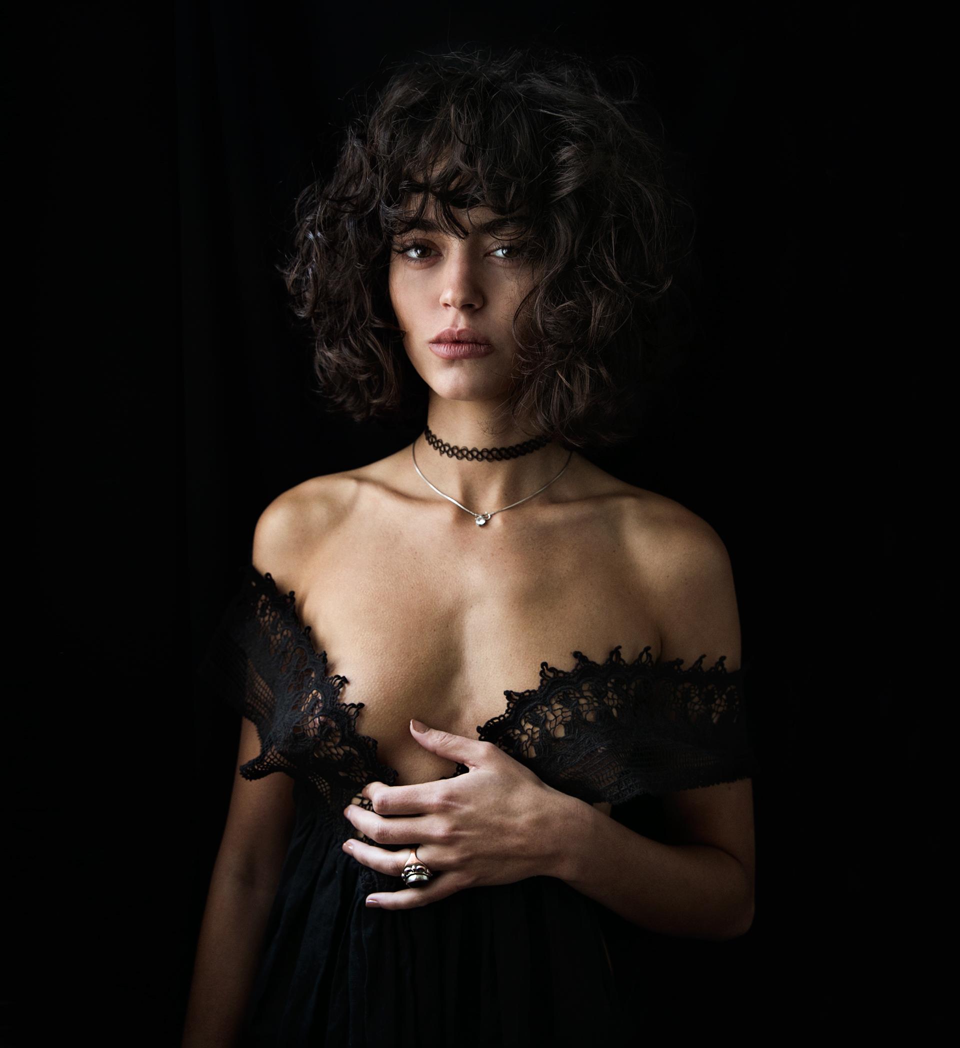 Cecilia Gomez by Alejandro Pereira