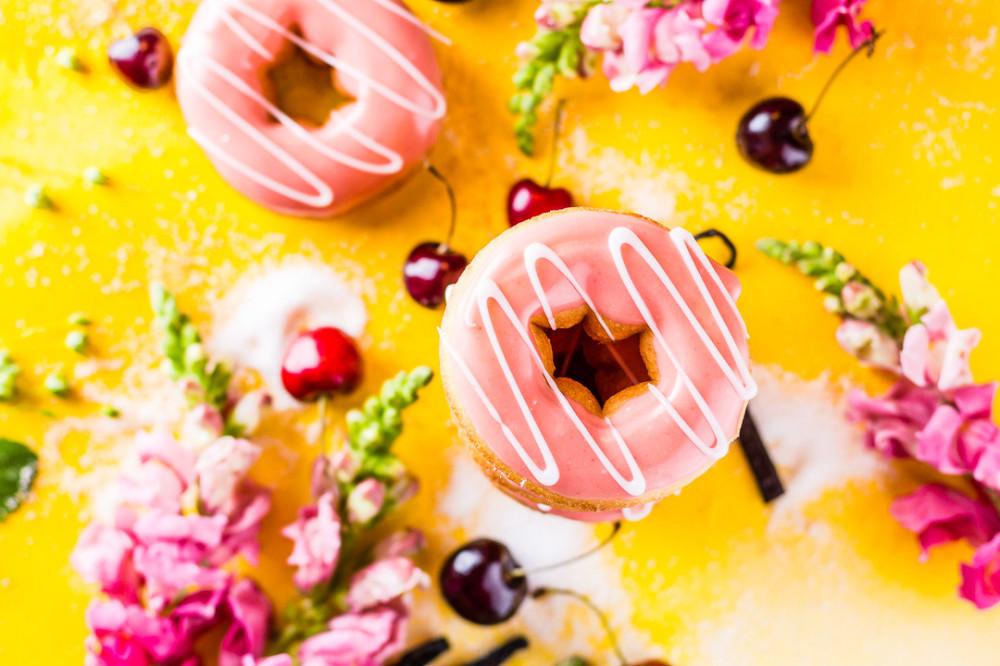 Doughnuts для Donats  / фото Amalija Andersone