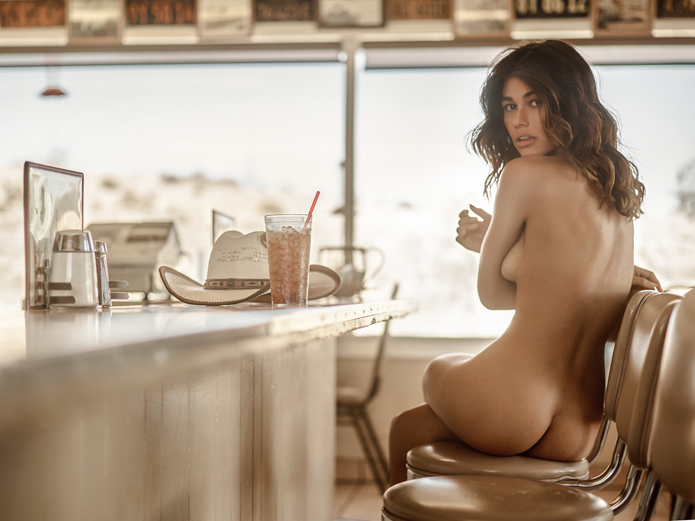 Lorena Medina for Playboy US 01/18 by Pascal Heimlicher
