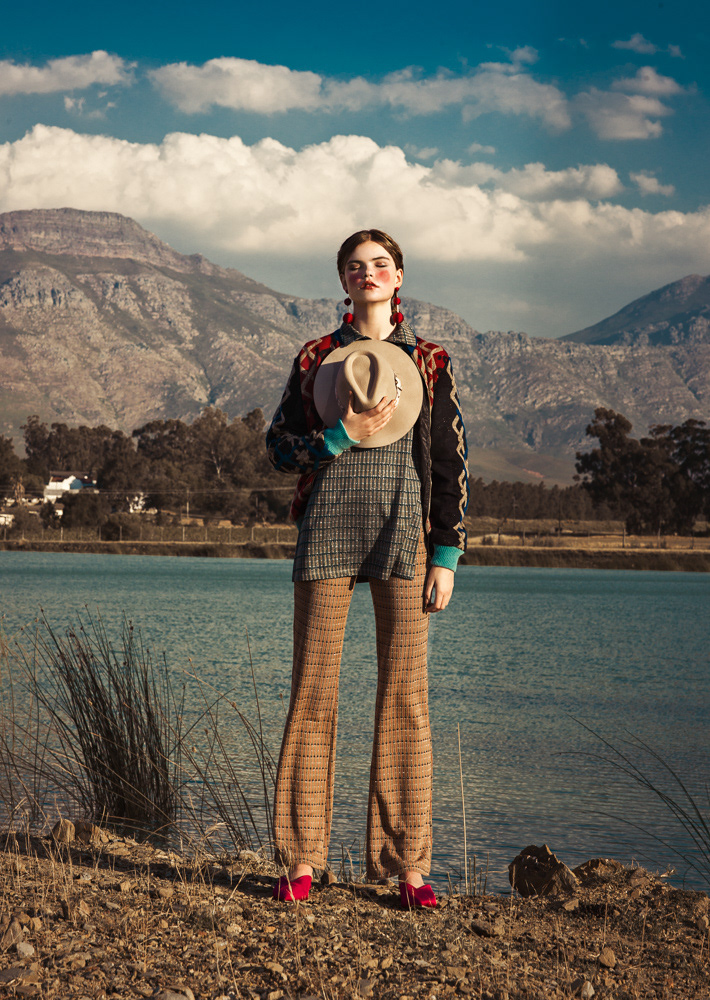SUNKISSED for Schön! magazine / фотограф Elena Iv-skaya