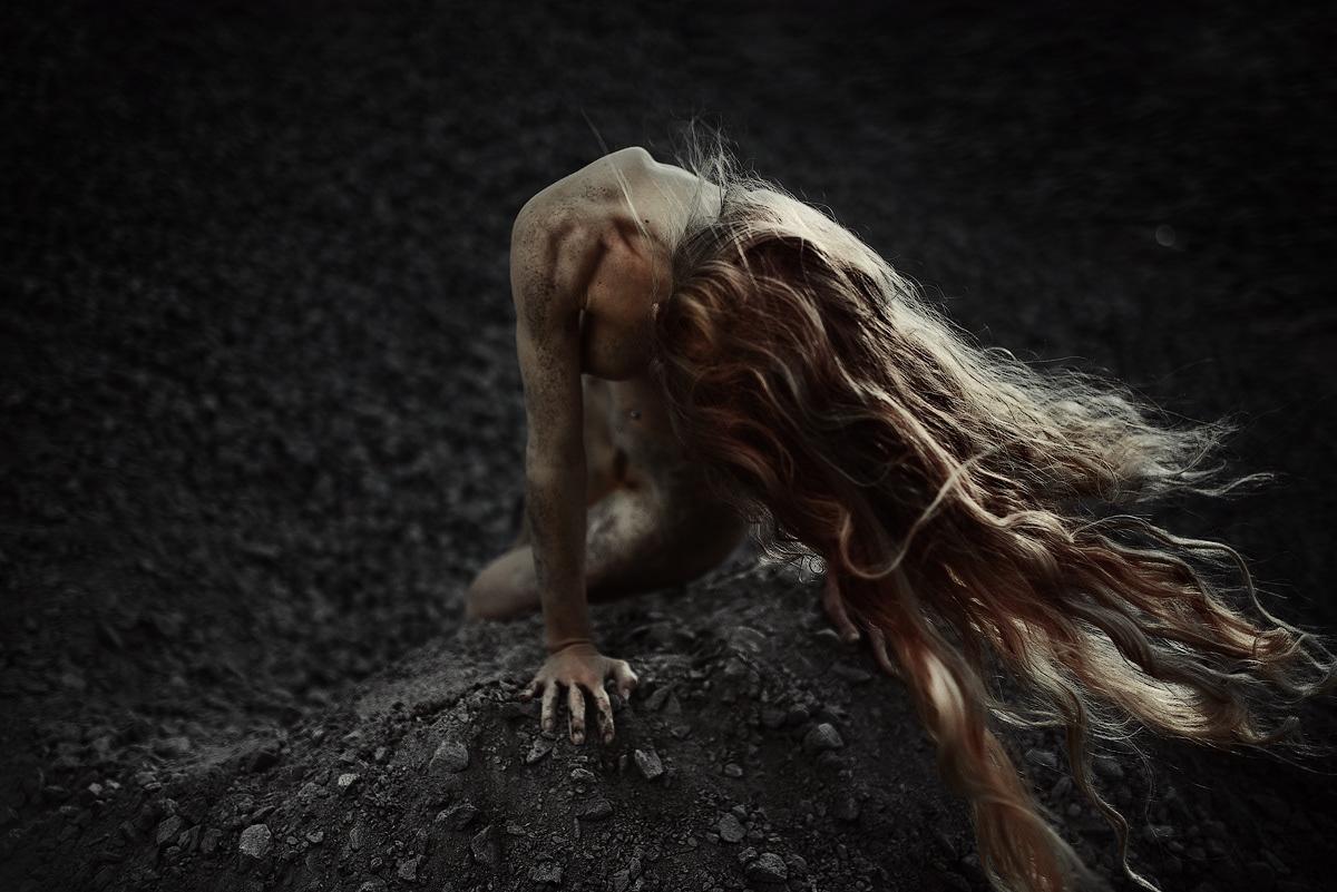 stone / модель Natalya Makaruk фотограф Kirill Sakrukin