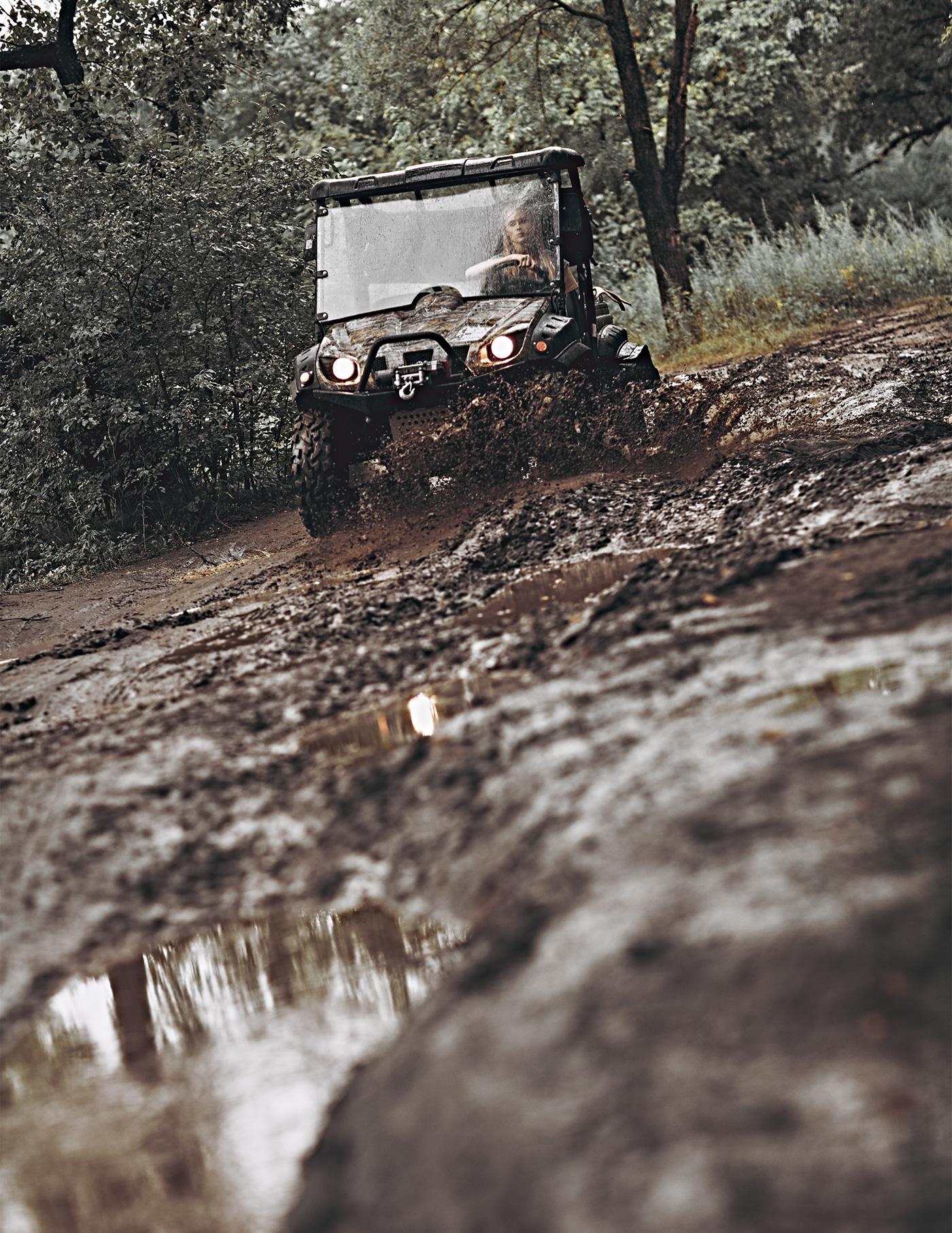 Horns and Dirt / фотограф Игорь Новиков