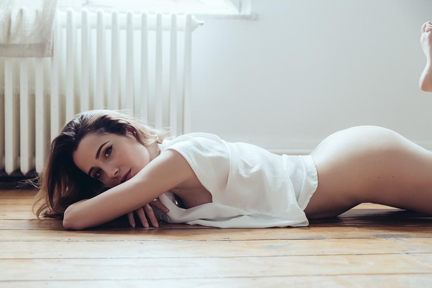 Nicole for REKT magazine / фотограф Alberto Maccari