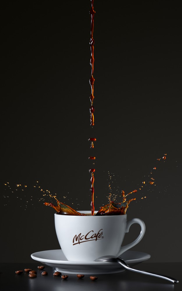 McCafe Coffee Menu
