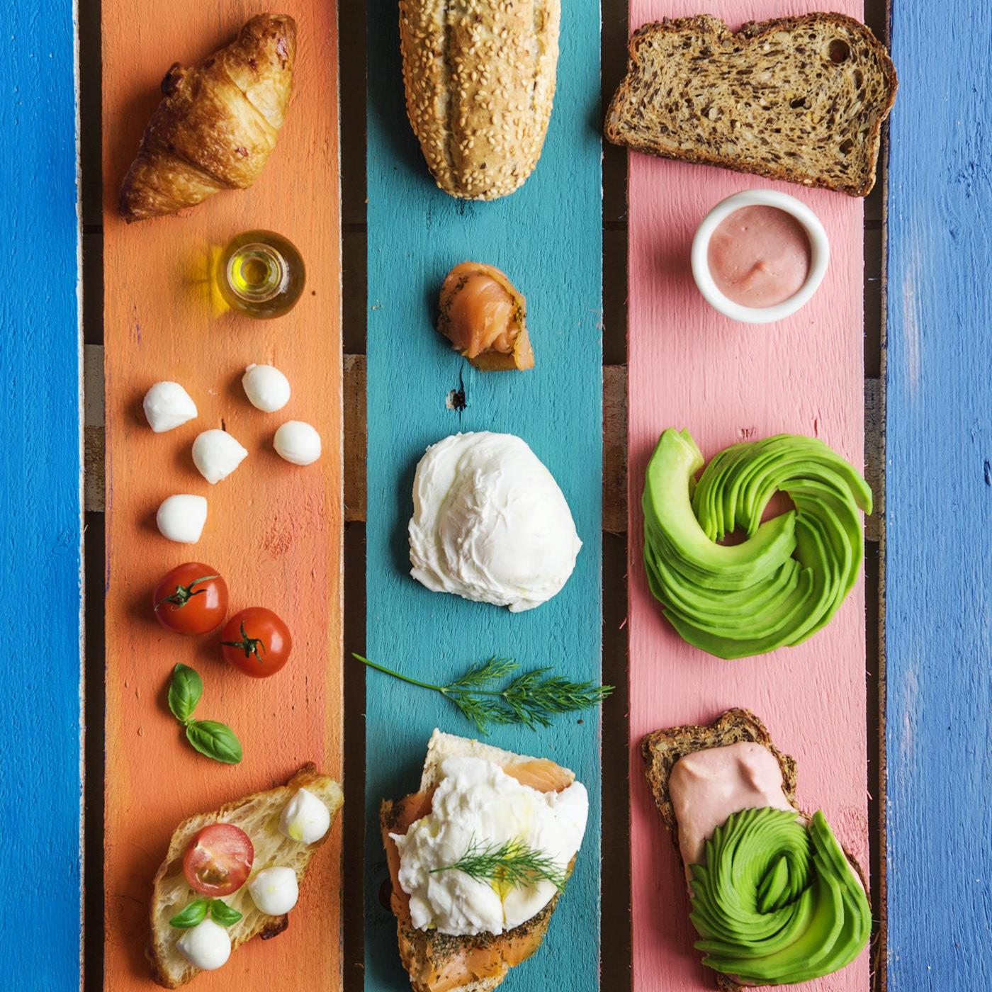Sandwich mania / фото Henriett Braun