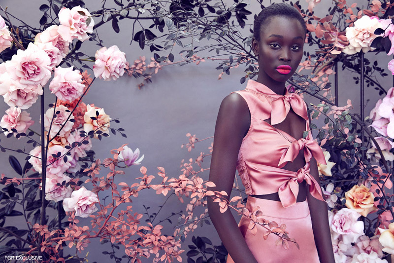 FGR Exclusive / Sabah Koj by Sam Bisso in First Blush