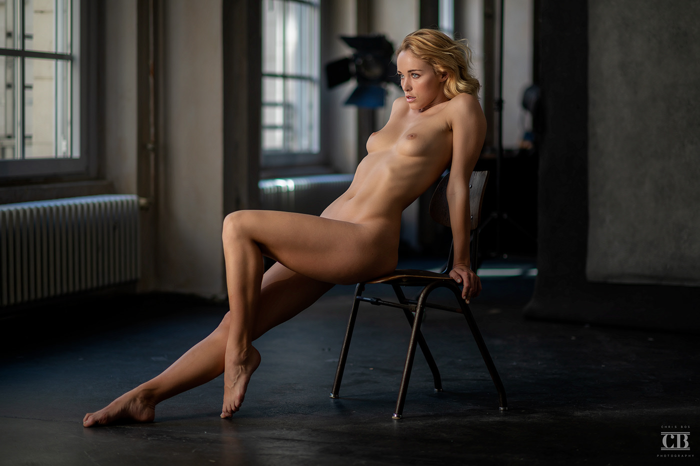The chair - Viktoria Yarovaya / фотограф Chris Bos