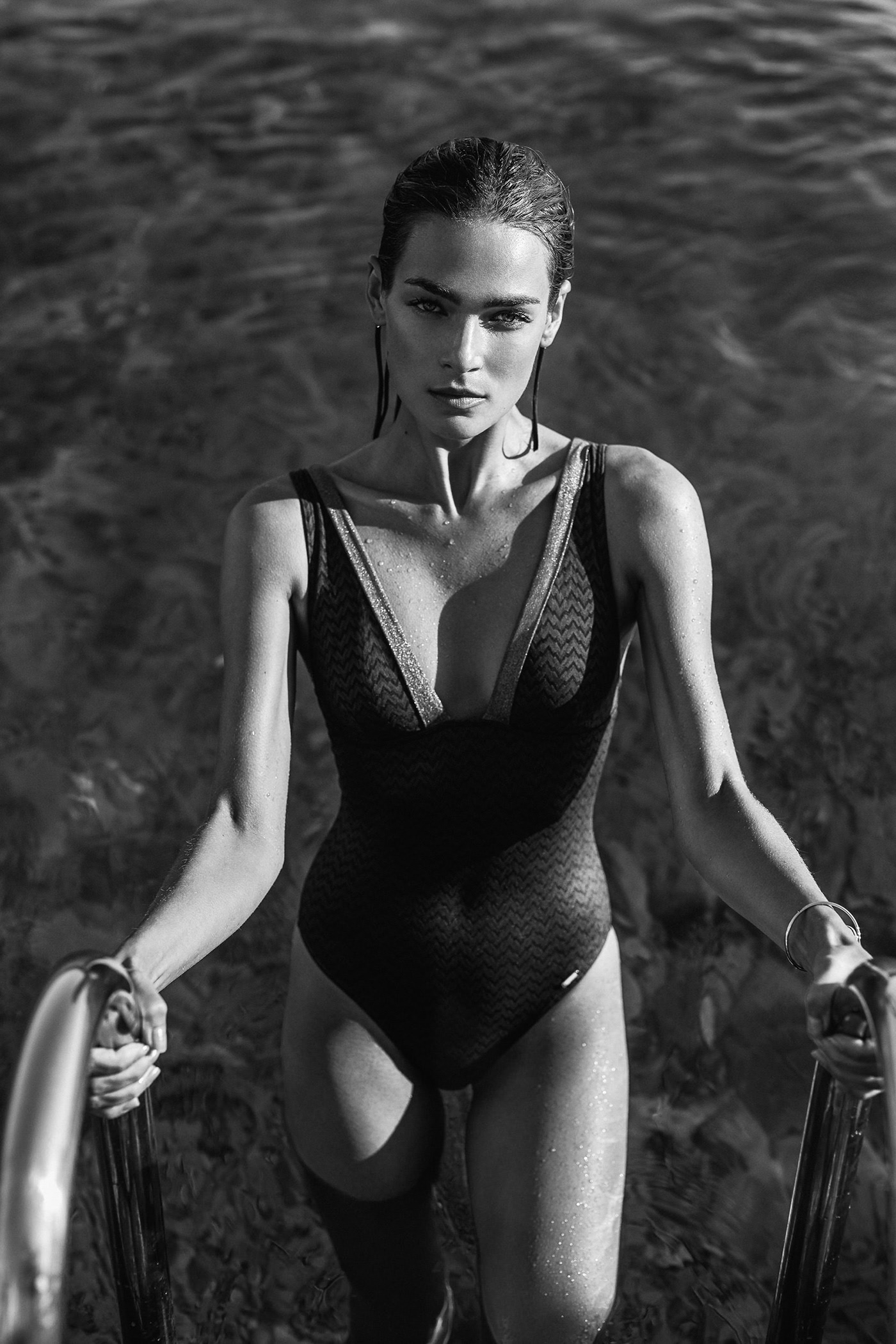 LIVIA Monte-Carlo 2019 Campaign / photographer Pierre Turtaut - model Sophie Maxime