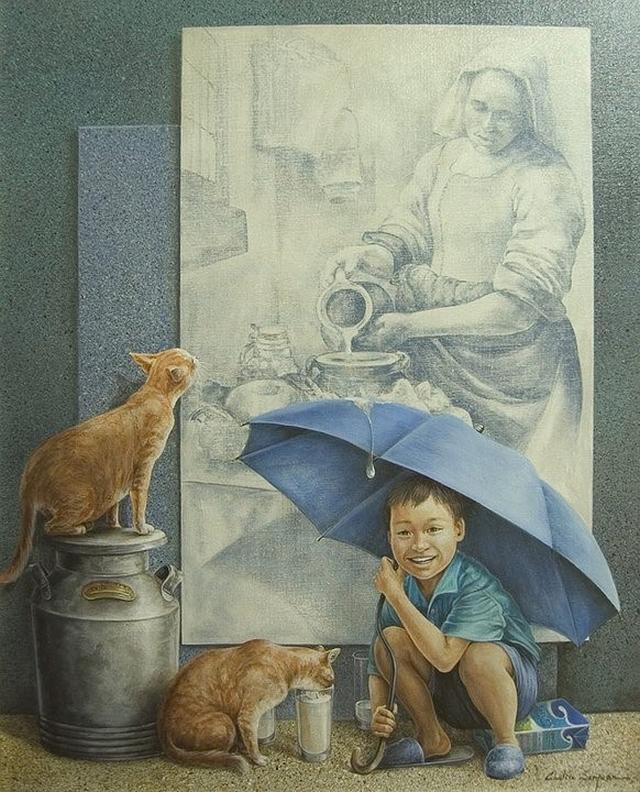 картины Chelin Sanjuan