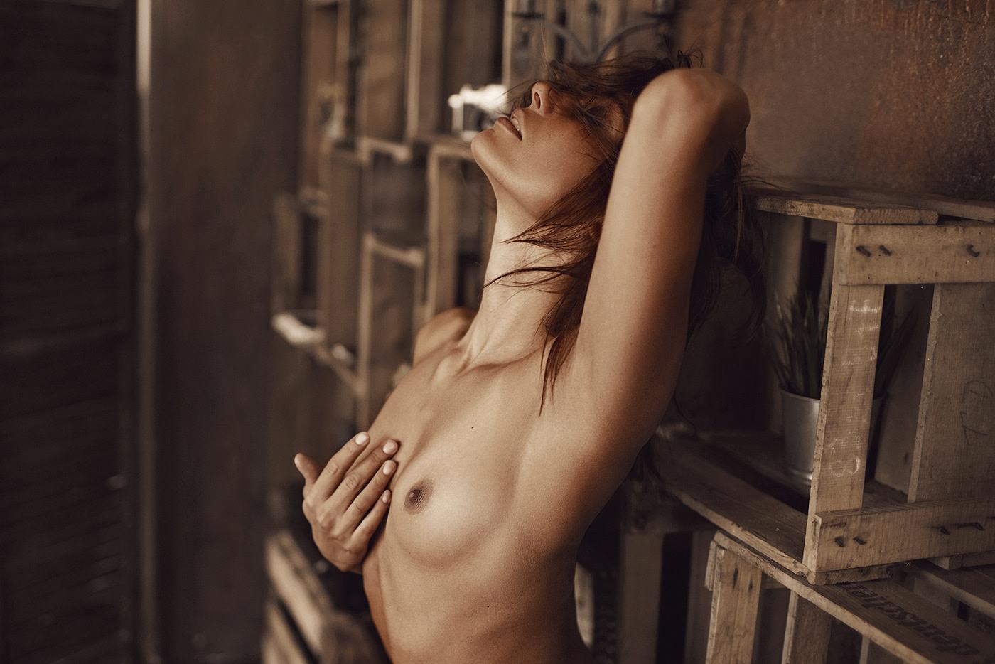 ANETA / фотограф Alex Heitz