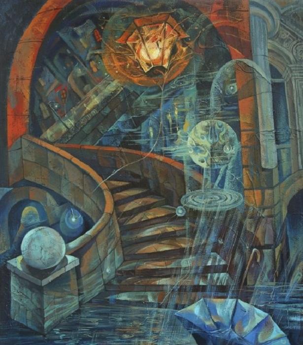 картины Наталии Шатровой
