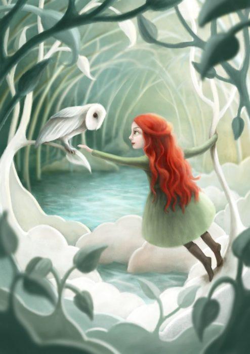 рисунки Demelsa Haughton