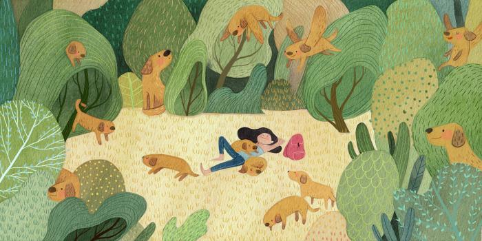 рисунки Vivian Mineker