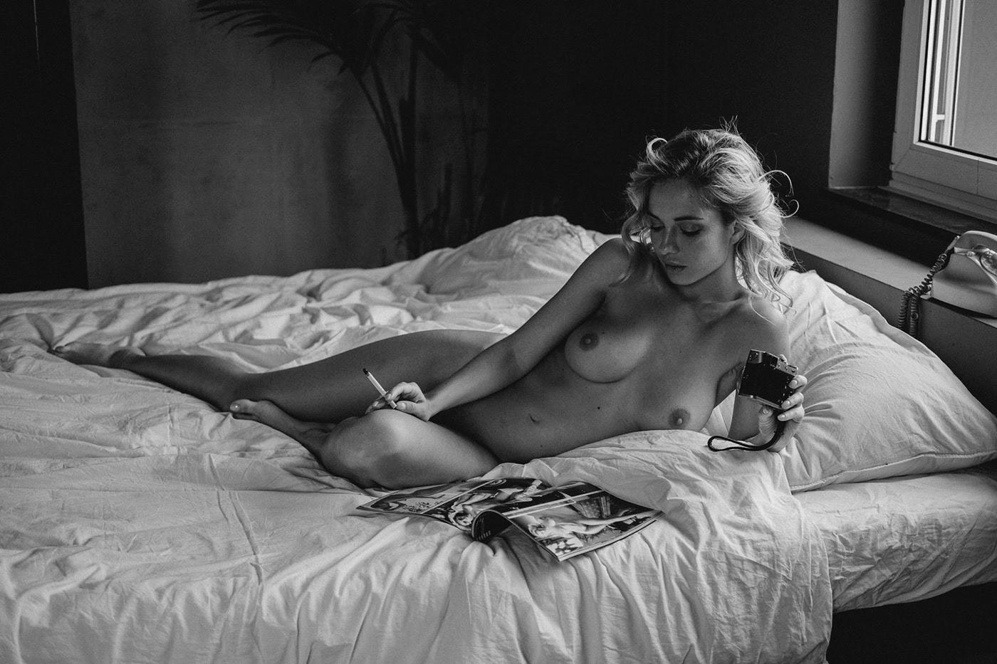 Наталья Андреева / фотограф Pascal Thomas